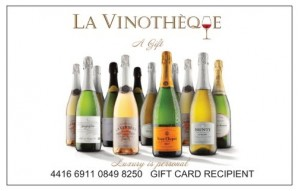 Vinotheque Gift Card